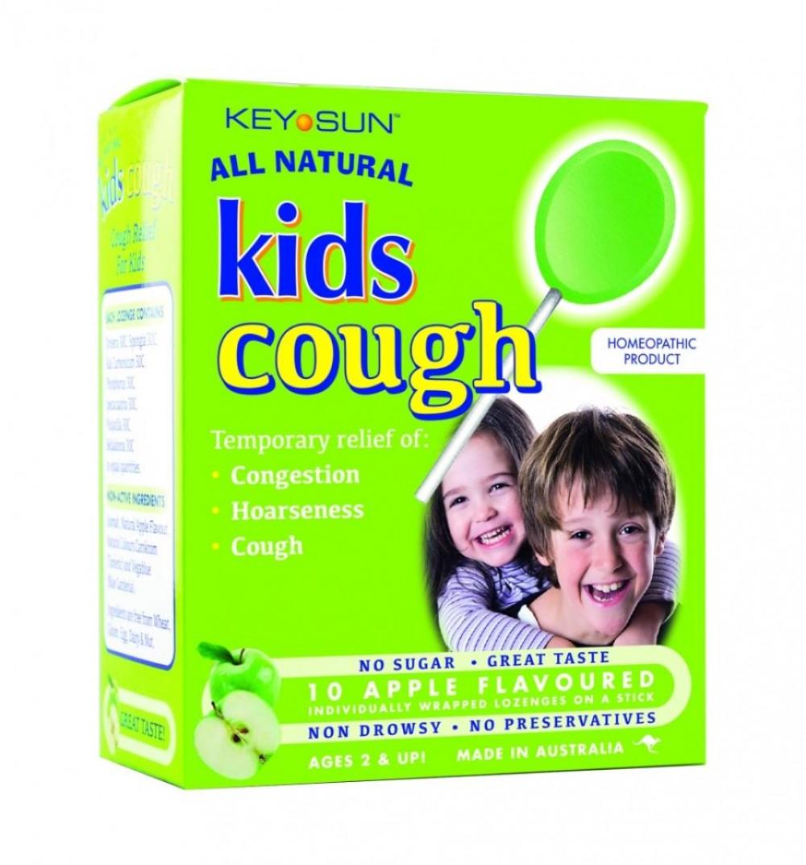 Cough - Apple (Expiry Date : Jun 2022)