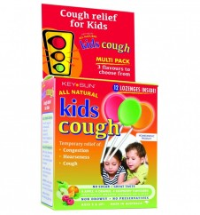 Cough Multipack - Apple, Orange, Raspberry